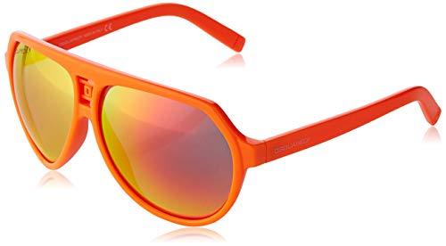 Dsquared D Squared Sun DQ0093 42G -60 -11 -135 D Squared Aviator Sonnenbrille 60, Orange