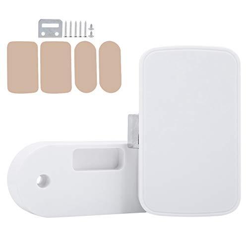 Cerradura de cajón Cerradura de cajón Bluetooth Cerradura sin llave Control remoto Protege la privacidad de archivos Cerradura inteligente de alta calidad para gabinete para zapatero para