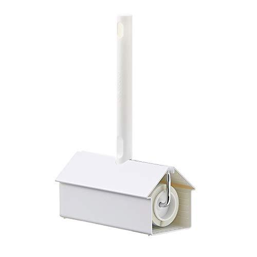 ニトムズ コロコロ 本体 コロフル カラーテープ(ホワイト) フローリング・カーペット対応 40周 1巻入 ホワイト C4490
