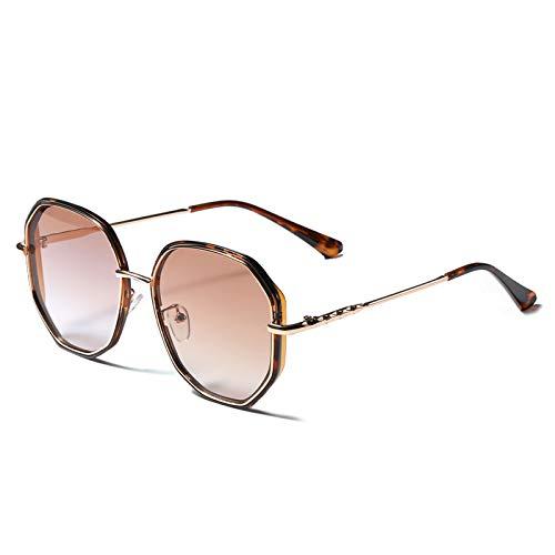 SHEEN KELLY Gafas de sol cuadradas de gran tamaño para hombres, mujeres, estilo retro clásico de diseñador, vintage