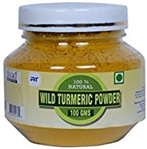 RT Wild Turmeric Powder For Skin Whitening, 100gm