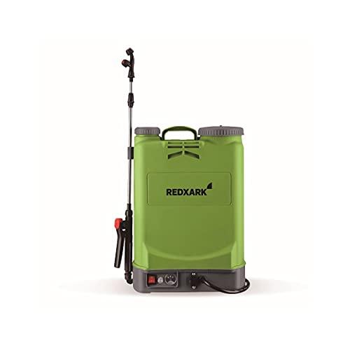 Pulvérisateur électrique à Batterie REDXARK 16L Chargeur + 3 buses...