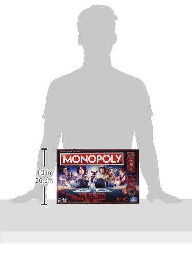 Hasbro Monopoly Stranger Things,...