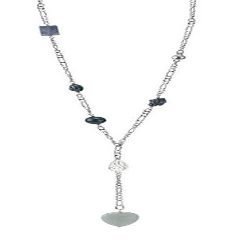 PANDORA 590317MC65 - Collar de Plata de Ley con amazonita (0)