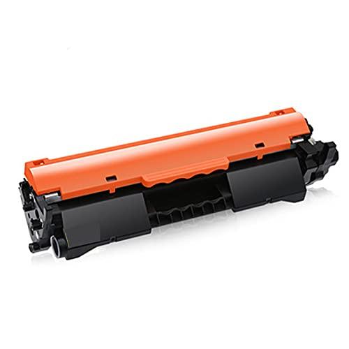 XIGU Compatible con cartuchos de tóner HP CF230A para impresora HP LaserJet Pro M203dw m203dn MFP M227fdw 227sdn, Office Bank Impresión lisa sin fondo de ceniza