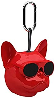 Jarre AeroBull Nano Bluetooth Speaker for Smartphones, Glossy Red - ML80126