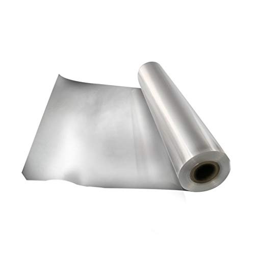 XYSQ Alufolie Extra Stark Backpapier for Home Grilling, Verdickte Aluminiumfolie for Küche Backöfen, Antihaft-Papier for Das Grillen, Backen (Size : 40cmx25umx100m)