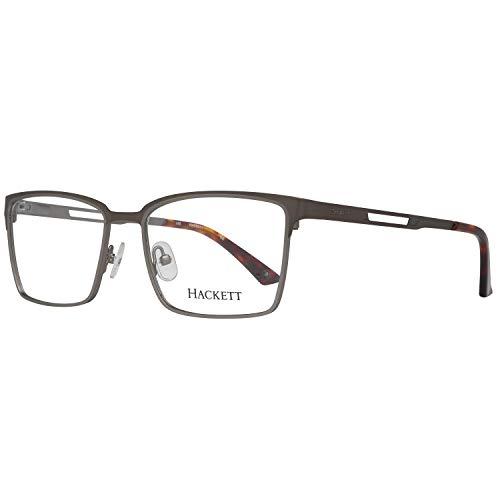 HACKETT LONDON GOLF Brille Herren Gunmetal Lese-Brillen Brillen-Gestell Brillen-Fassung