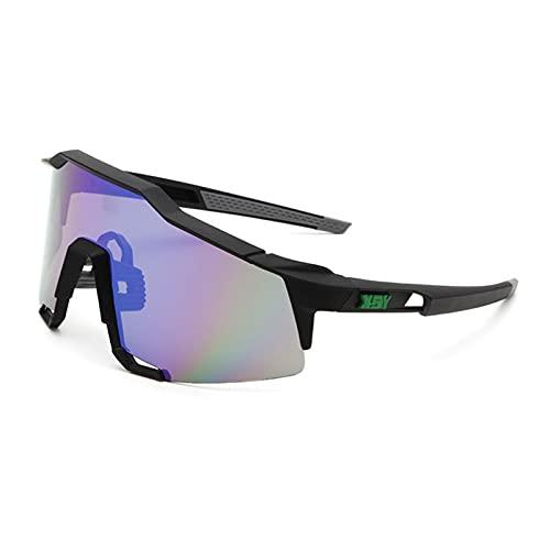ACJB Gafas de sol polarizadas de ciclismo anti-UV400, gafas de ciclismo gafas de sol deportivas UV400 protección gafas de sol de bicicleta