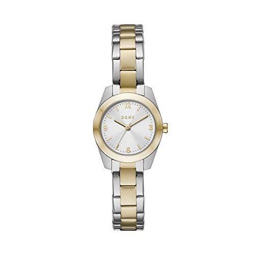 DKNY Reloj Mujer Colección Nolita Bicolor - Ref NY2922
