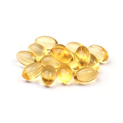pahema Omega Vegan Öl-Kapseln 60 STK. - pflanzliches Omega Öl - 100% Natur - für Hunde