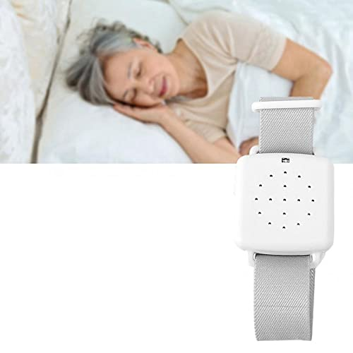 Nocturnal Enuresis Alarm Sensor, Wrist Type Bedwetting Pee Alarm Potty Training Sensor with Sounds and Vibration, Child Potty Training for Elderly Children to Get Clean at Night