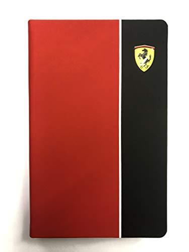 Scudería Ferrari - Agenda diaria 2021, 12 meses, 13 x 21 cm, producto oficial