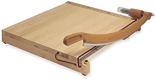 Swingline Paper Trimmer, Guillotine Paper Cutter, 24' Cut Length, 15 Sheet Capacity, ClassicCut Ingento (1162)