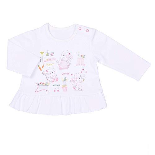 Sevira Kids - T-shirt bébé fille à manches longues - Little Garden