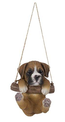 Bascule Vivid Arts pour chien Boxeur - Décoration d'intérieur/d'extérieur