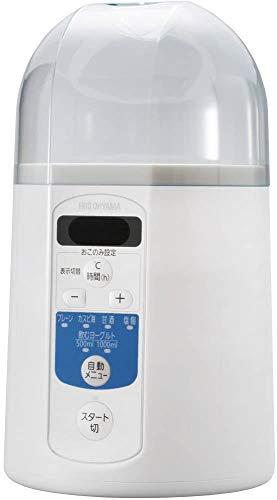 母の日 ギフト ラッピング アイリスオーヤマ ヨーグルトメーカー 飲むヨーグルトモード 温度調節機能 付き IYM-013