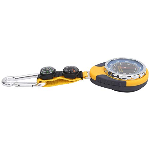 Dispositivo Sensor de presión de Aire Sensible Altímetro Brújula Termómetro Cómodo Transporte,...