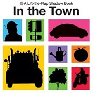 In the Town Lift-the-Flap Shadow Book