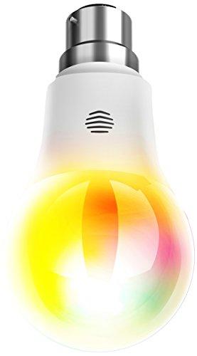 Hive Active Light Plug Hive Active Farblicht - B22 Bajonettsockel weiß