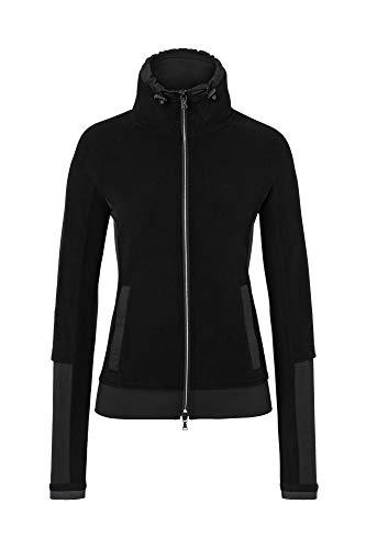 Bogner Fire + Ice Ladies Saskia Schwarz, Damen Freizeitjacke, Größe XL - Farbe Black