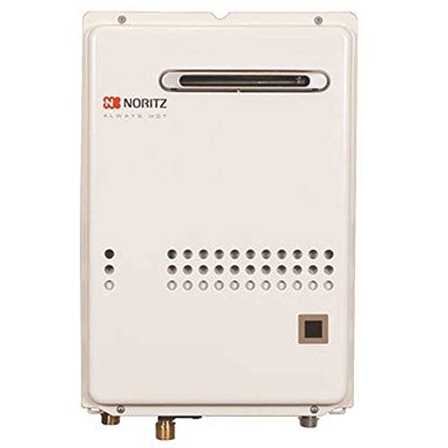 Our #4 Pick is the Noritz NR66ODNG Outdoor Tankless Gas Water Heater