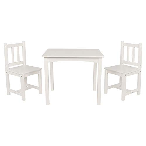 ~Toyo Plastic chairs and Table set Furniture for Kids Childrens Boys and Girls study table suitable for Garden or Inside Nursery
