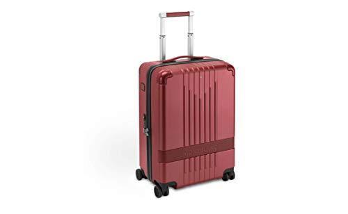 Why Choose MONTBLANC Carry-on #MY4810 x (RED) Cabin Trolley 38cm Ident No. 125502