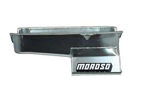 Moroso 20190 8.25' Oil Pan for Chevy Small-Block Engines