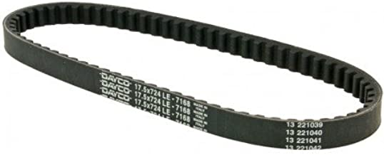 Keilriemen Polini Speed Belt Typ 724mm f/ür Vespa ET2-00 ZAPC160