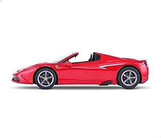 لعبة سيارة فيراري 458 سبيسيال ايه كاملة المواصفات بريموت كنترول للاولاد من راستار
