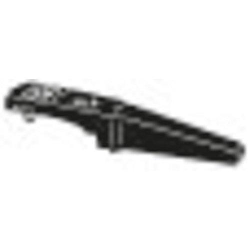 Silit Ersatzteil Deckelstielgriff Schnellkochtopf Sicomatic-L 18+22cm Kunststoff schwarz