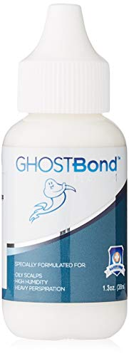Ghost Bond Platinum Lace Wig Adhesive Hair Glue 1.3 oz