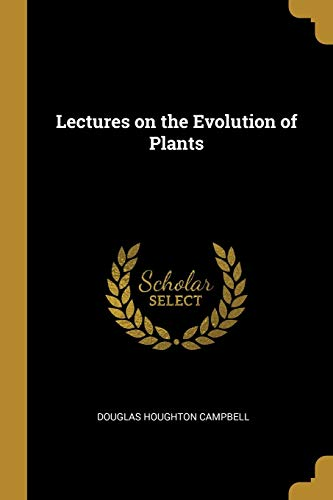 LECTURES ON THE EVOLUTION OF P