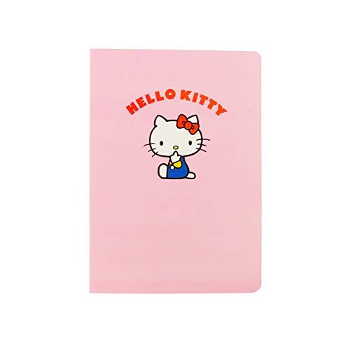 Hello Kitty Essential - A5 Luxus Notizbuch - Kunstleder - 96 Seiten