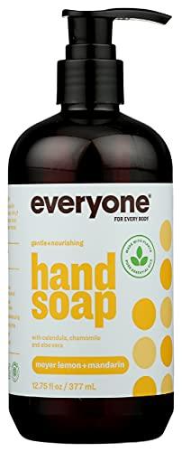 Everyone Hand Soap, Meyer Lemon plus Mandarin, 12.75oz