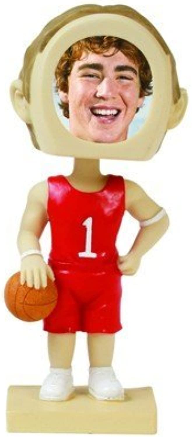 Basketball Player Photo Bobble Head
