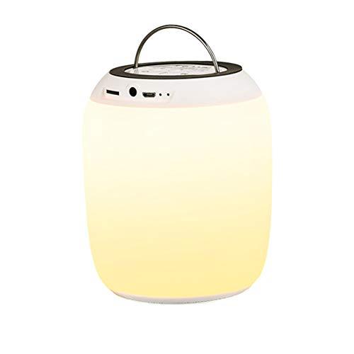 Blankspace LED inteligente bluetooth altavoz luz LED bluetooth audio colorido RGB hogar inteligente protección ojos luz