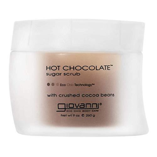 GIOVANNI - Hot Chocolate Sugar Scrub - 9 oz. (260 g)