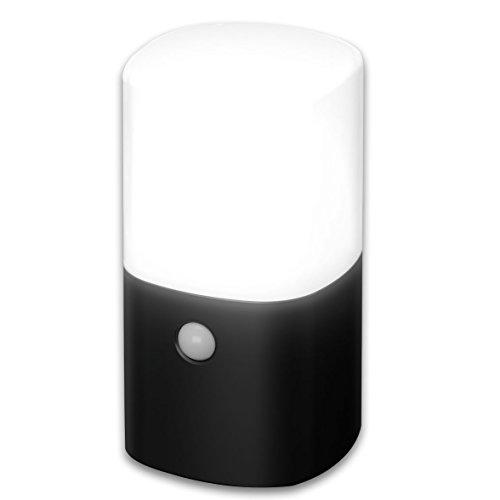 乾電池式LEDガーデンセンサーライト 角型 ZSL-MN1K