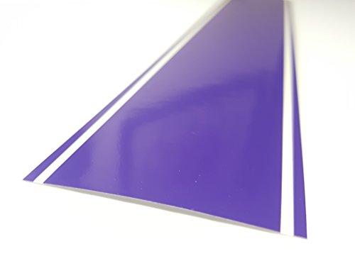 ORACAL 6'x72' Vinyl Racing Stripe Decal 651 by A1A Sales (Purple - PMS 273C)