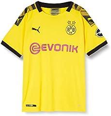Puma Camiseta Borussia Dortmund 1ª Equipación 2019/206 Niño