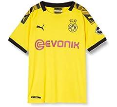 PUMA 1a Equipación 19/20 Borussia Dortmund Replica Niño/a con ...