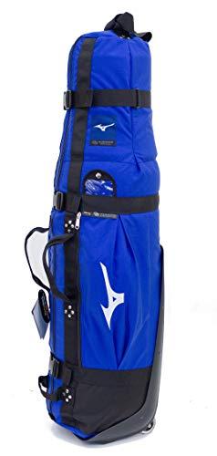 Mizuno CG COLLEGIATE Golf Travel Bag, Royal-Black