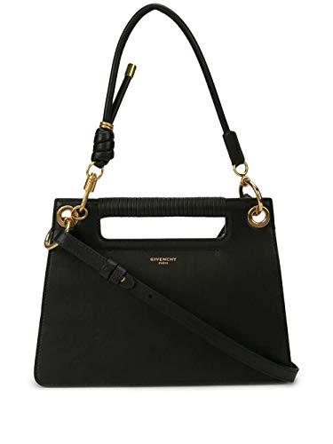 Givenchy Luxury Fashion Donna BB508ZB0GV001 Nero Borsa A Spalla | Stagione Permanente