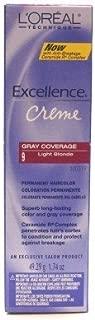 L'Oreal Excellence Creme Color # 9 Light Blonde (Case of 6) by L'Oreal Paris