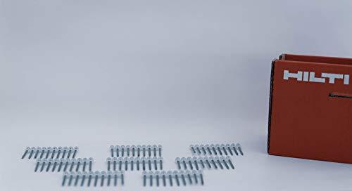 Hilti Clavos de gas X-GN 39 MX Número de artículo: 340234 (750 unidades)