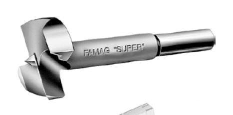 FAMAG Super kunstboor WS 36 x 57 x 90 mm S = 10 mm