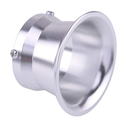 LETAOSK Fit Pour 32 / 34mm Moto Carburateur Interface Corne Filtre À Air Vent Coupe Connecteur 55mm