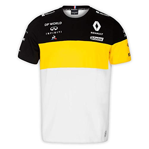 Camiseta Renault F1 Blanco 2020 L